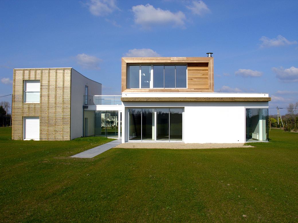 constructeur maison finistere maison moderne
